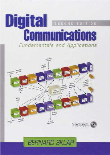 Digital Communications: Fundamentals and Applications...