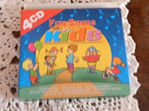 FUN SONGS FOR KIDS (4 CD Set)