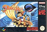 Disney's Pinocchio - Nintendo Super NES