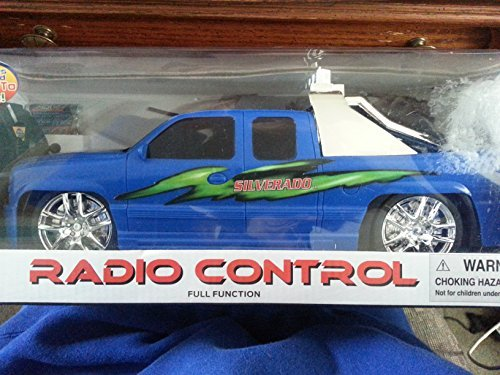 Street Pounders Ford Gt Remote Radio Control Car 1:14 4 Mhz - 1