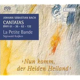 """Nun komm, der Heiden Heiland, BWV 61: Overture """"Nun komm, der Heiden Heiland"""""""