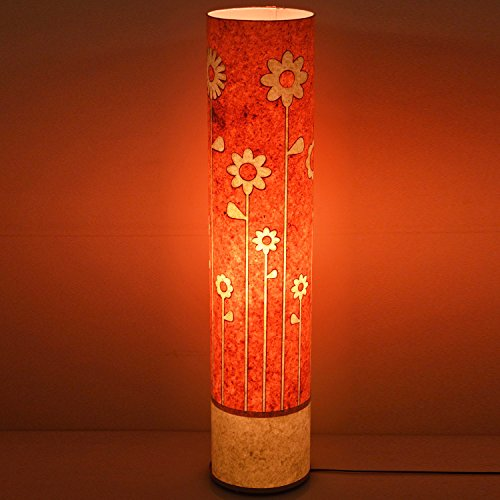 craftter-gardern-of-flowers-pink-and-white-cylinderical-artistic-floor-lamps-handmade-floor-lights