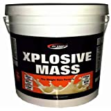 Olympia Xplosive Mass Chocolate Flavour 4Kgc For Unisex