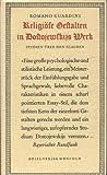 Religiose Gestalten in Dostojewskijs Werk: Studien uber den Glauben (German Edition) (3466100399) by Guardini, Romano