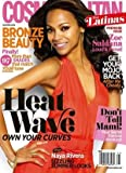 Cosmopolitan Magazine for Latinas (Summer 2012) Zoe Saldana