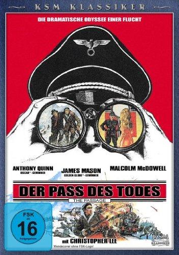 Der Pass des Todes - The Passage (KSM Klassiker) hier kaufen