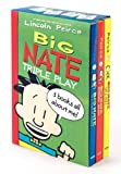 Big Nate Triple Play: Big Nate in a Class by Himself/Big Nate Strikes Again/Big Nate on a Roll Lincoln Peirce