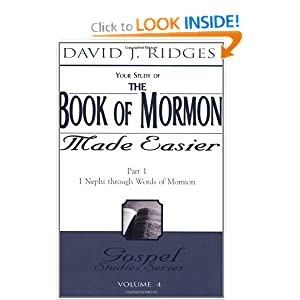 The Book of Mormon Made Easier: Part 1 ( New Cover) (Gospel Studies Series)