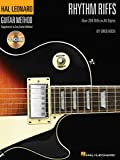 Hal Leonard Guitar Method Rhythm Riffs + Cd