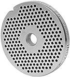 Inox-Disco perforado Talla 8-2,0mm orificio-para picar carne Jupiter-BOSCH-de Alexander-Gastroback-West Mark