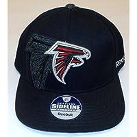 NFL Atlanta Falcons Flex Fit Flat Bill Sideline Reebok Hat - S/M