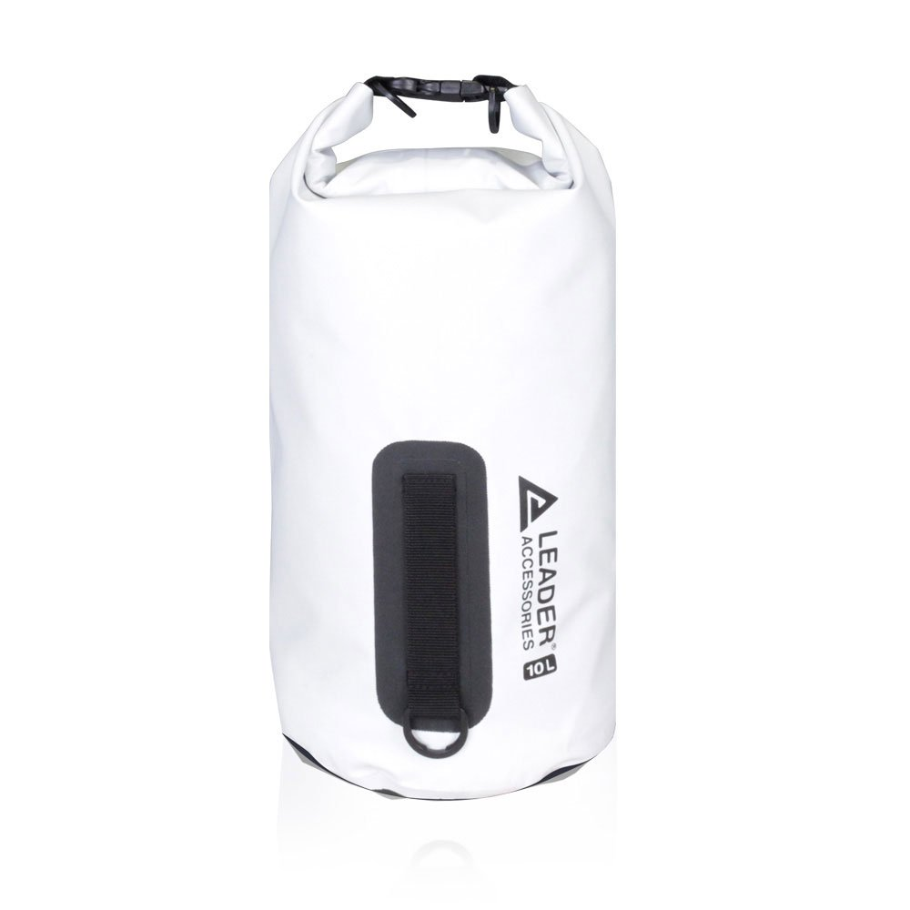 Leader Accessories Heavy Duty Vinyl Waterproof Dry Bag for Boating Kayaking  Fishing Rafting Swimming Floating and 5055e93d4cc52