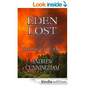 Eden Lost (Eden Rising Trilogy Book 2)