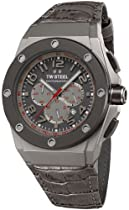 TW Steel CEO Tech Chronograph Grey Dial Mens Watch CE4002