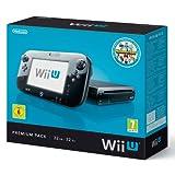 """Nintendo Wii U - Konsole, Premium Pack, 32 GB, schwarz mit Nintendo Landvon """"Nintendo"""""""