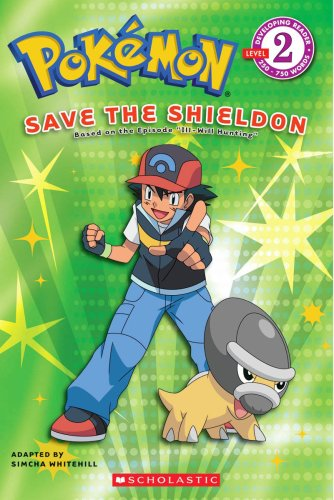 Save The Shieldon - Reader (Pokemon), Simcha Whitehill