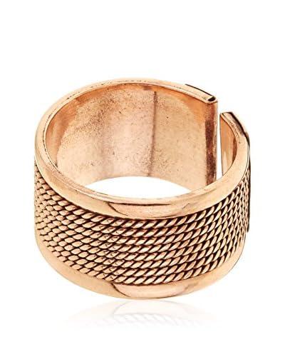 Córdoba Jewels Ring vergoldetes Silber 925