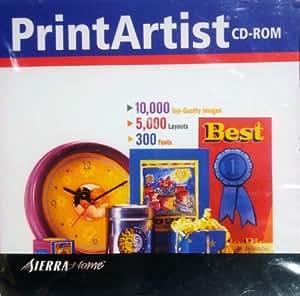 Print Artist CD-ROM