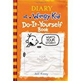 Diary of a Wimpy Kid Do-It-Yourself Book ~ Jeff Kinney
