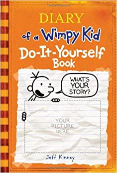Diary Of A Wimpy Kid Mad Book Journal Inside
