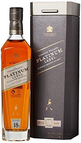 Johnnie Walker Platinum 18 Jahre Blended Scotch Whisky (1 x...