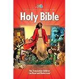 International Children's Bible: Big Red Holy Bible ~ Thomas Nelson