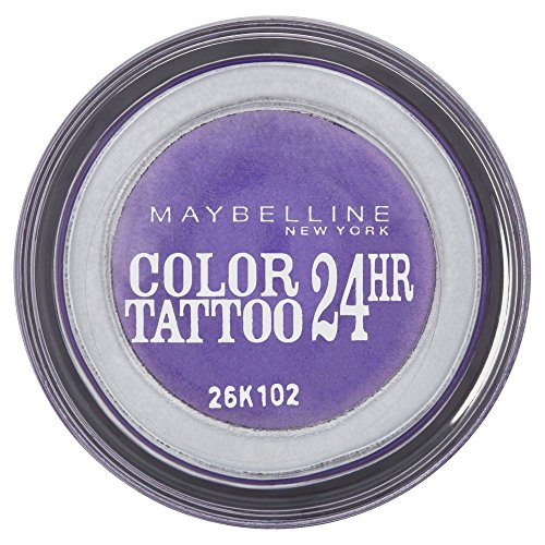 Maybelline Eye Studio Color Tattoo 24hr Eye Shadow - Endless Purple メイベリンアイスタジオカラータトゥー24時間アイシャドウ - 紫の無限