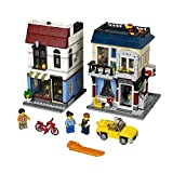 Bike Shop & Cafe - Creator - 1023 Pcs. - Building Set By Lego