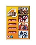 Four Comedy Favourites [DVD]