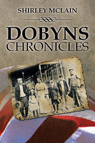 Book: Dobyns Chronicles by Shirley McLain