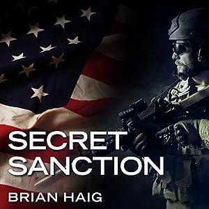 Secret Sanction Audiobook