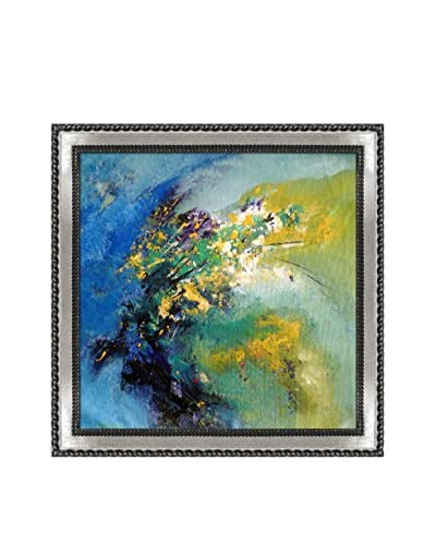 Sanjay Punekar Beauty Of Nature II Framed Canvas Print