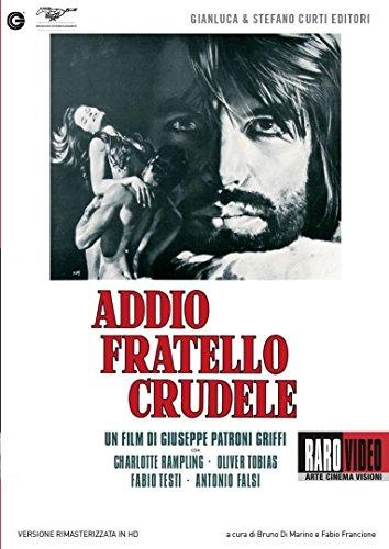 Addio Fratello Crudele (DVD)