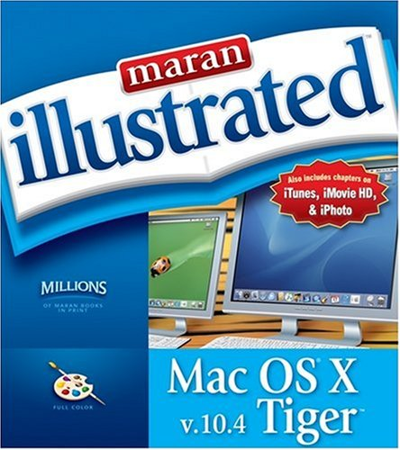 Maran Illustrated Mac OS X v.10.4 Tiger