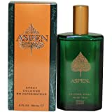 Aspen by Coty for Men - 4 Ounce EDC Spray