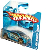 Mattel Hot Wheels 2007 Hot Wheels Stars Series 1:64 Scale Die Cast Metal Car - Blue Sport ...