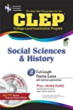 CLEP Social Sciences and History w/ CD-ROM (CLEP Test Preparation) (0738606936) by CLEP