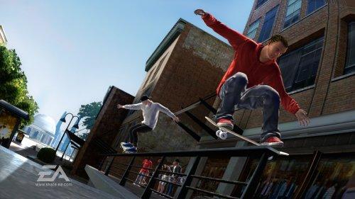 Нет товара на фото Skate 3