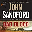 Bad Blood: A Virgil Flowers Novel Audiobook by John Sandford Narrated by Eric Conger