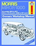 Haynes Garage Quality Car Repair Manual for Morris Minor 1000 (56 - 71) up to K including an AA Microfibre Mitt