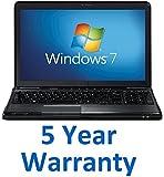 New 2015 Toshiba S Pro Intel i3 Windows 7 Pro Laptop, 4GB Ram, 500GB HDD, USB 3.0, HDMI inc 5 Year Warranty