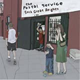 Such Great Heights by The Postal Service [Music CD]