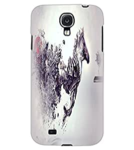 SAMSUNG GALAXY MEGA 6.3 HORSE Back Cover by PRINTSWAG
