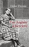 Une Anglaise � bicyclette par Decoin