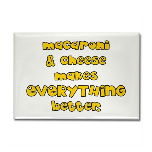 CafePress - Mac N Cheese Rectangle Magnet - Rectangle Magnet, 2