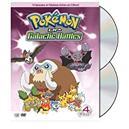 Pokemon Dp Galactic Battles 7-8