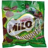Nestle Milo Nuggets Chocolate Flavoured Confectionery Actigen-E (40 grams)