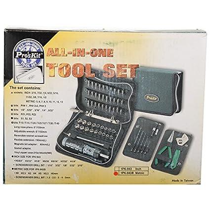 Proskit 1PK-943B All In One Tool Kit