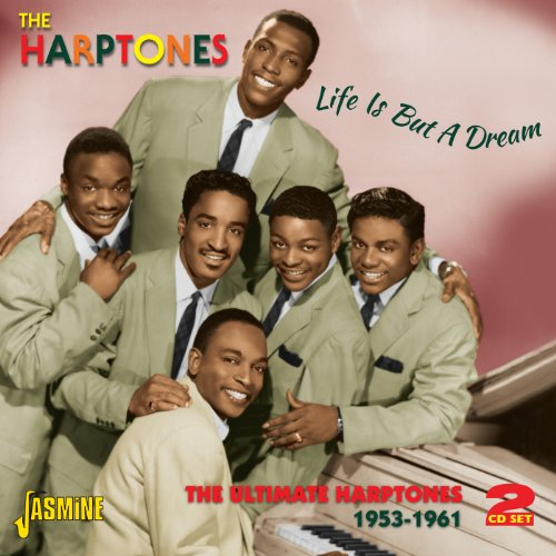 The Harptones - Life Is But A Dream - The Ultimate Harptones 1953-1961 [original Recordings Remastered] 2cd Set - Zortam Music