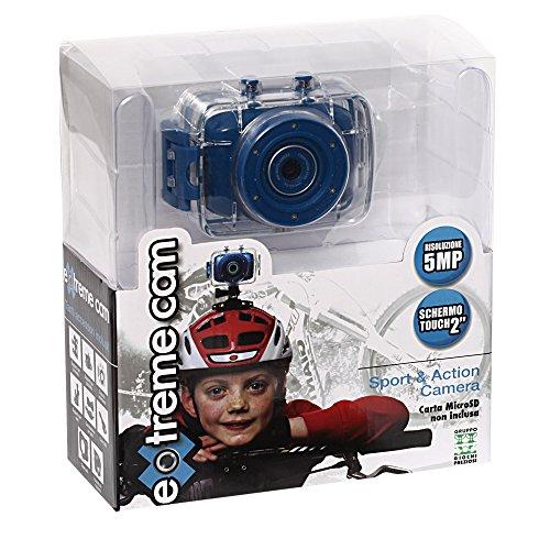 Giochi Preziosi - Extreme Cam Camera e Macchina Fotografica, con Accessori